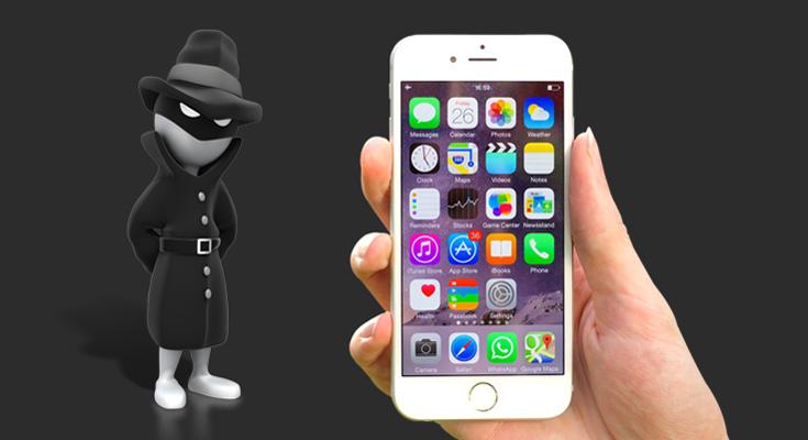 Come monitorare un iphone ios