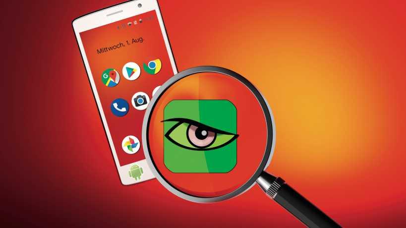 Controllare le applicazioni installate sullo smartphone